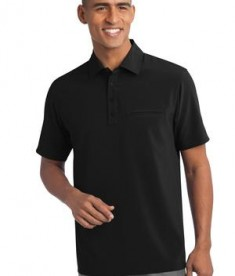 Port Authority Ultra Stretch Pocket Polo Style S650