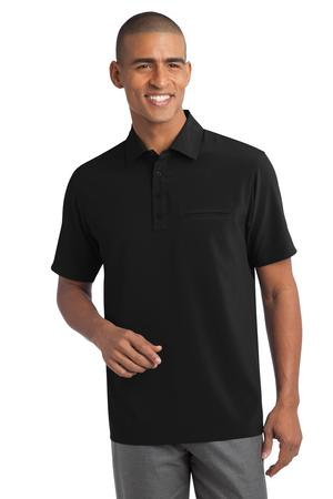 Port Authority Ultra Stretch Pocket Polo Style S650 1