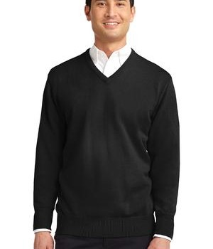 Port Authority Value V-Neck Sweater Style SW300 1