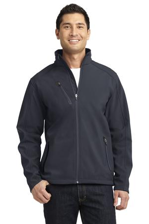 Port Authority Welded Soft Shell Jacket Style J324 1