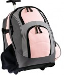 Port Authority Wheeled Backpack Style BG76S