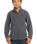Port Authority Y217 Youth Value Fleece Jacket Iron Grey