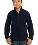 Port Authority Y217 Youth Value Fleece Jacket True Navy