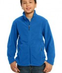 Port Authority Y217 Youth Value Fleece Jacket True Royal