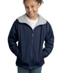 Port Authority Youth Team Jacket YJP56 Navy