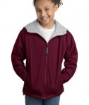 Port Authority Youth Team Jacket YJP56 Maroon