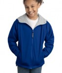 Port Authority Youth Team Jacket YJP56 Royal