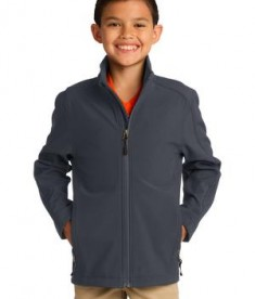Port Authority Youth Core Soft Shell Jacket Style Y317
