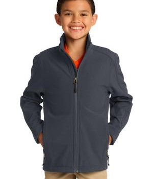 Port Authority Youth Core Soft Shell Jacket Style Y317 1
