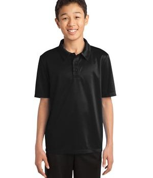 Port Authority Youth Silk Touch Performance Polo Style Y540 1