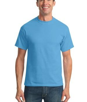 Port & Company – 50/50 Cotton/Poly T-Shirt Style PC55 1