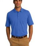 Port & Company 5.5-Ounce Jersey Knit Pocket Polo Style KP55P