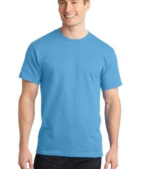 Port & Company – Essential Ring Spun Cotton T-Shirt Style PC150 1