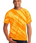Port & Company - Essential Tiger Stripe Tie-Dye Tee Style PC148
