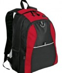 Port & Company Improved Contrast Honeycomb Backpack Style BG1020
