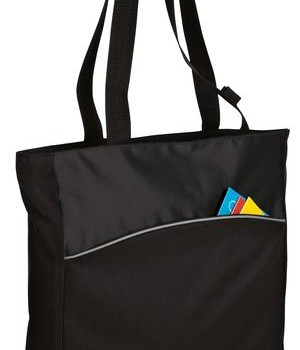 Port & Company – Improved Two-Tone Colorblock Tote Style B1510 1
