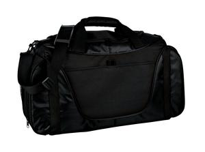 Port & Company Improved Two-Tone Medium Duffel Style BG1050 1