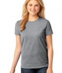 Port & Company Ladies 5.4-oz 100% Cotton T-Shirt Style LPC54
