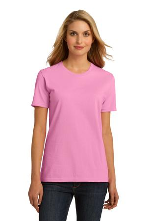 Port & Company Ladies Essential 100% Organic Ring Spun Cotton T-Shirt Style LPC150ORG