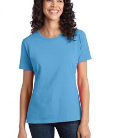 Port & Company - Ladies Essential Ring Spun Cotton T-Shirt Style LPC150