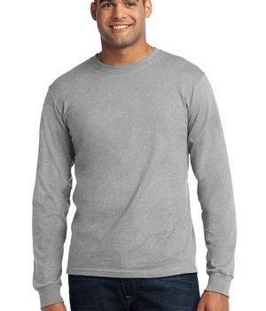 Port & Company – Long Sleeve All-American Tee Style USA100LS 1