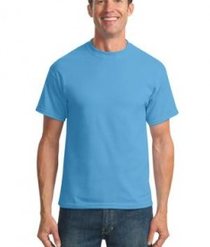 Port & Company Tall 50/50 Cotton/Poly T-Shirts Style PC55T
