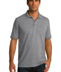 Port & Company Tall 5.5-Ounce Jersey Knit Polo Style KP55T
