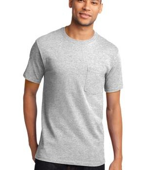 Port & Company – Tall Essential T-Shirt with Pocket Style PC61PT 1