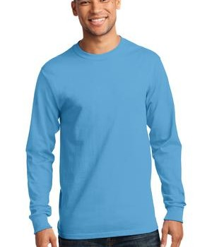 Port & Company – Tall Long Sleeve Essential T-Shirt Style PC61LST 1