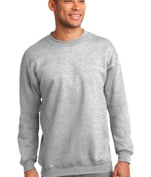 Port & Company Tall Ultimate Crewneck Sweatshirt Style PC90T 1