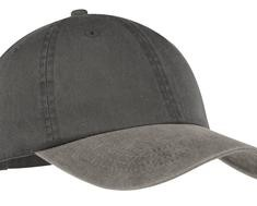 Port & Company -Two-Tone Pigment-Dyed Cap Style CP83