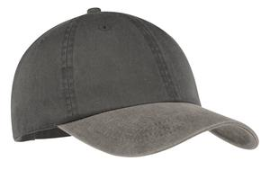 Port & Company -Two-Tone Pigment-Dyed Cap Style CP83 1