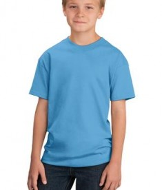 Port & Company - Youth 5.4-oz 100% Cotton T-Shirt Style PC54Y