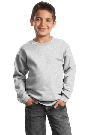 Port & Company - Youth Crewneck Sweatshirt Style PC90Y