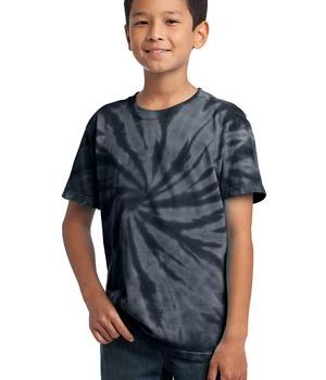 Port & Company – Youth Essential Tie-Dye Tee Style PC147Y 1