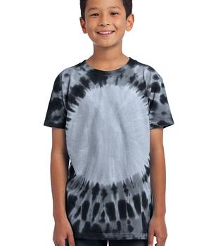 Port & Company – Youth Essential Window Tie-Dye Tee Style PC149Y 1