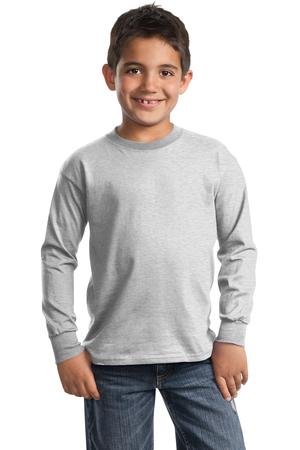 Port & Company - Youth Long Sleeve Essential T-Shirt Style PC61YLS