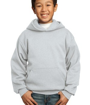 Port & Company – Youth Pullover Hooded Sweatshirt Style PC90YH 1