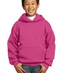 Port & Company - Youth Pullover Hooded Sweatshirt Style PC90YH
