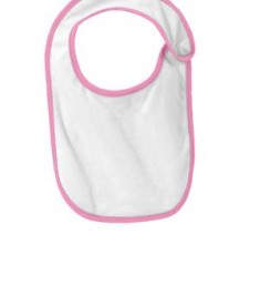 Precious Cargo Infant Terry Bib Style CAR31