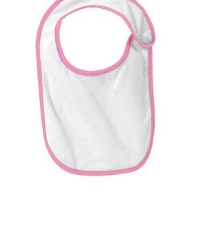 Precious Cargo Infant Terry Bib Style CAR31 1