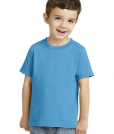 Precious Cargo Toddler 5.4-oz 100% Cotton T-Shirt Style CAR54T