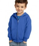 Precious Cargo Toddler Full-Zip Hooded Sweatshirt Style CAR78TZH