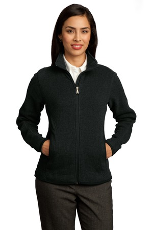 Red House - Ladies Sweater Fleece Full-Zip Jacket Style RH55