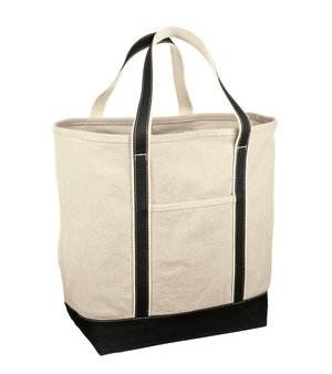 Red House – Large Heavyweight Canvas Tote Style RH35 1