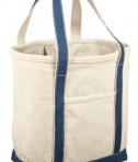 Red House - Large Heavyweight Canvas Tote Style RH35