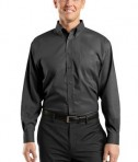 Red House RH37 Nailhead Non-Iron Button-Down Shirt Black
