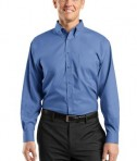 Red House RH37 Nailhead Non-Iron Button-Down Shirt Mediterranean Blue