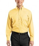 Red House RH37 Nailhead Non-Iron Button-Down Shirt Yellow