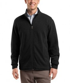 Red House - Sweater Fleece Full-Zip Jacket Style RH54